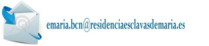 Email Residencia Barcelona